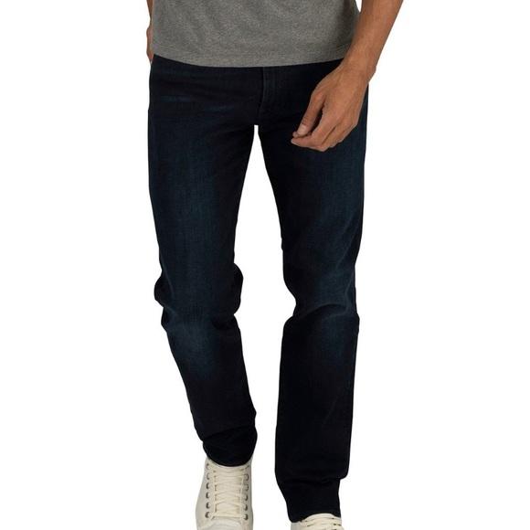 Levi's Mens 511 Skinny Jean Dark Blue Size 32x34